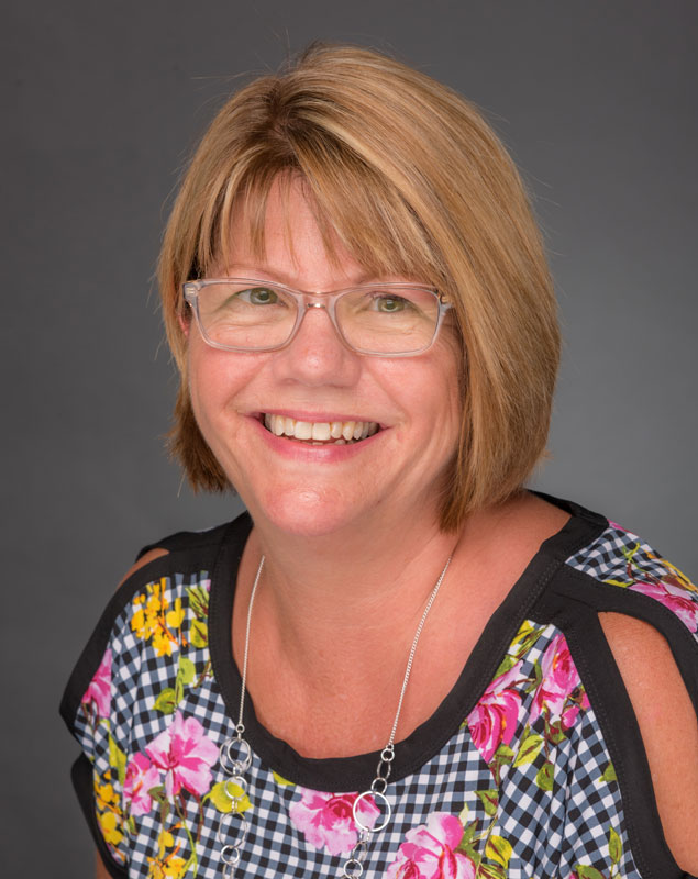 Picture: Jan Bignall, Client Relations Manager